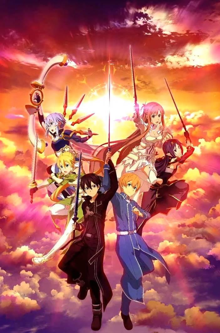 Sword Art Online Alicization - War of Underworld 2 ตอนที่ 0-11 ซับไทย [จบแล้ว]