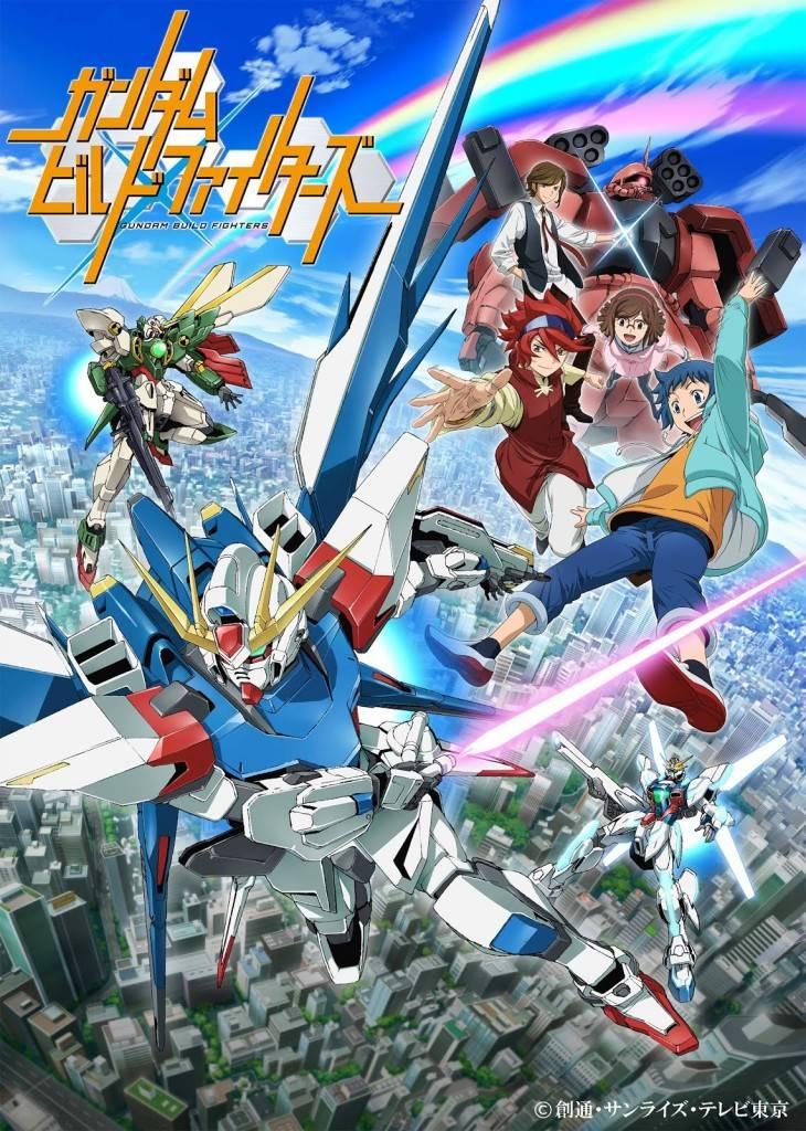 Gundam Build Fighters กันดั้มบิลด์ไฟท์เตอร์ ตอนที่ 1-25 พากย์ไทย [จบแล้ว]