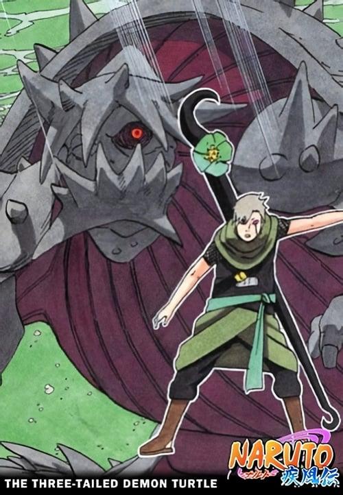 Naruto Shippuden นารูโตะ ตำนานวายุสลาตัน Season 05 อสูรสามหาง ตอนที่ 89-112 พากย์ไทย [จบแล้ว]