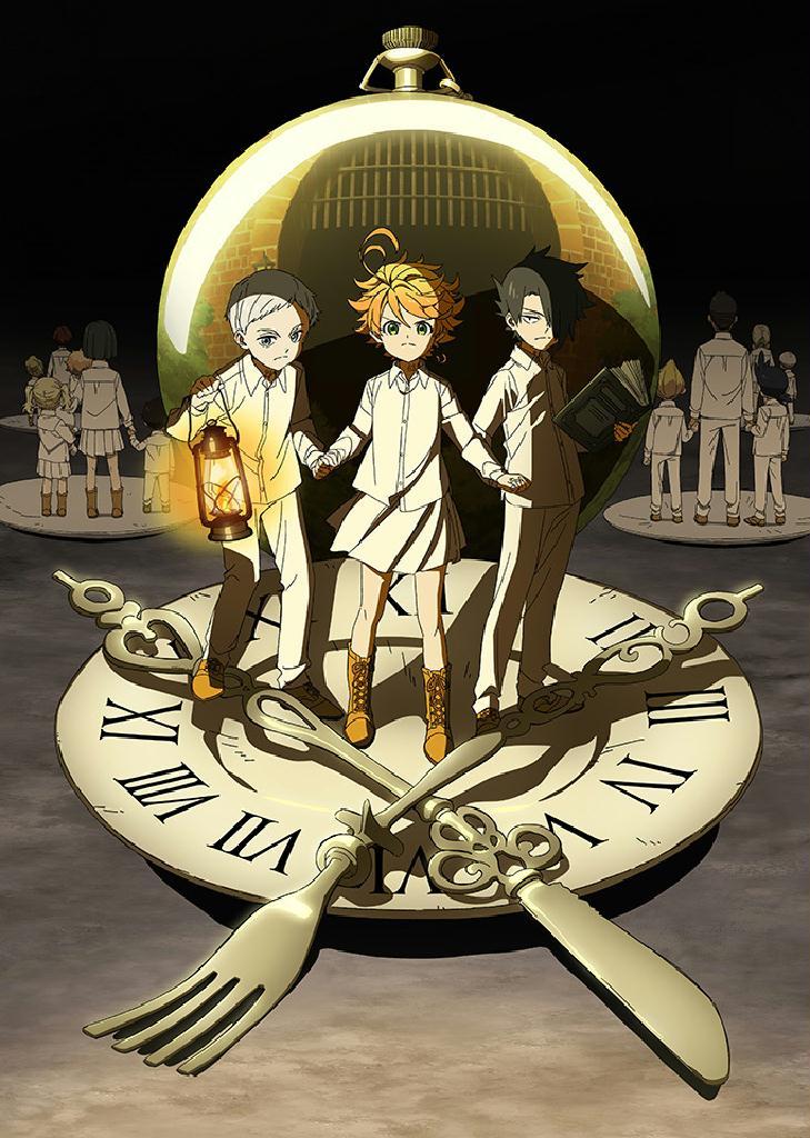 Yakusoku no Neverland พันธสัญญาเนเวอร์แลนด์ ภาค1 ตอนที่ 1-12 ซับไทย [จบแล้ว]