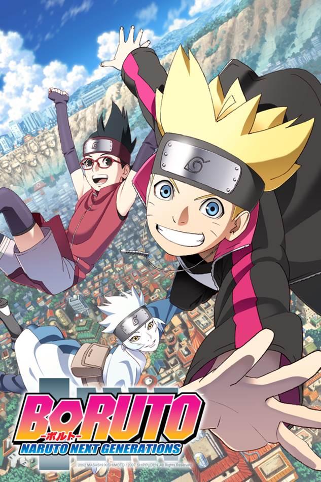 Boruto Naruto Next Generations โบรูโตะ ตอนที่ 1-218 ซับไทย (ยังไม่จบ)