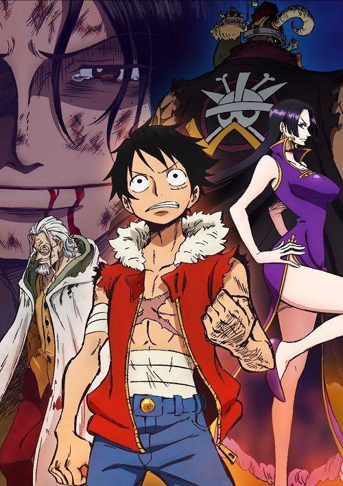 One Piece 3D2Y ก้าวผ่านความตายของเอส คำสาบานของลูฟี่และพวกพ้อง (ซับไทย) [จบแล้ว]
