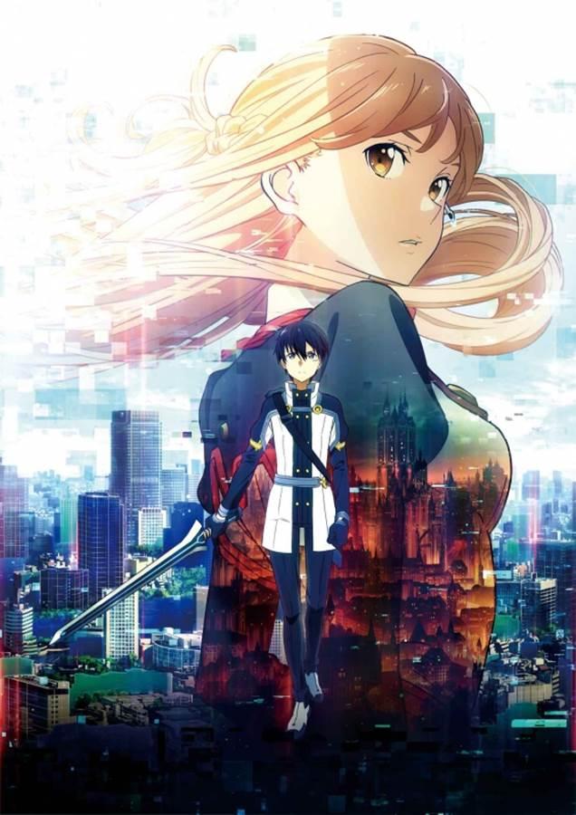 Sword Art Online Movie Ordinal Scale ซอร์ดอาร์ตออนไลน์ มูฟวี่ ออร์ดินอล สเกล (พากย์ไทย+ซับไทย) [จบแล้ว]