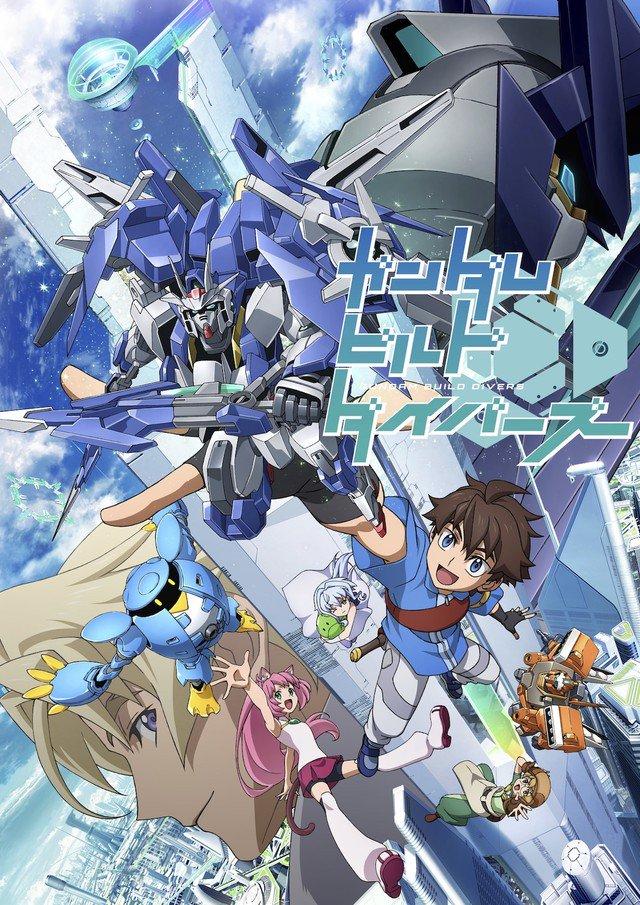 Gundam Build Divers ตอนที่ 1-25 ซับไทย [จบแล้ว]