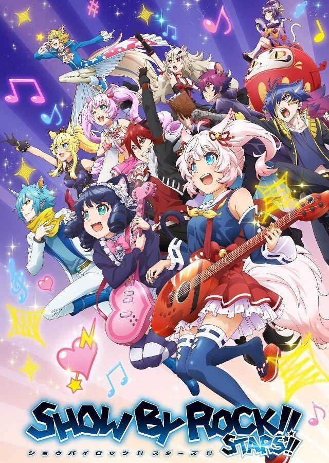 Show by Rock!! Stars!! (2021) สาวร็อคบรรเลงโลก!! สตาร์!! ตอนที่ 1-8 ซับไทย (ยังไม่จบ)