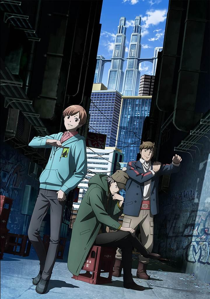 Kabukichou Sherlock ก๊วนนักสืบเตรียมป่วนคาบุกิโจว ตอนที่ 1-24 ซับไทย [จบแล้ว]
