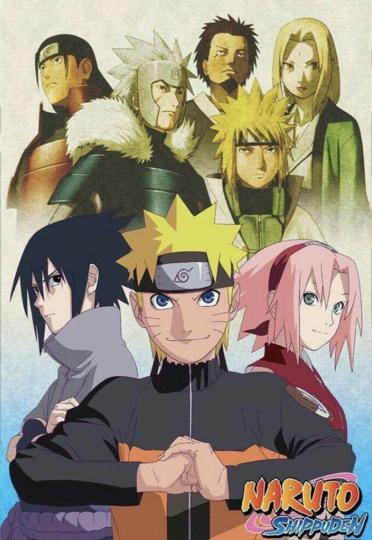 Naruto Shippuden นารูโตะ ตำนานวายุสลาตัน Season 19 เส้นทางของเพื่อนๆ ตอนที่ 394-413 ซับไทย [จบแล้ว]