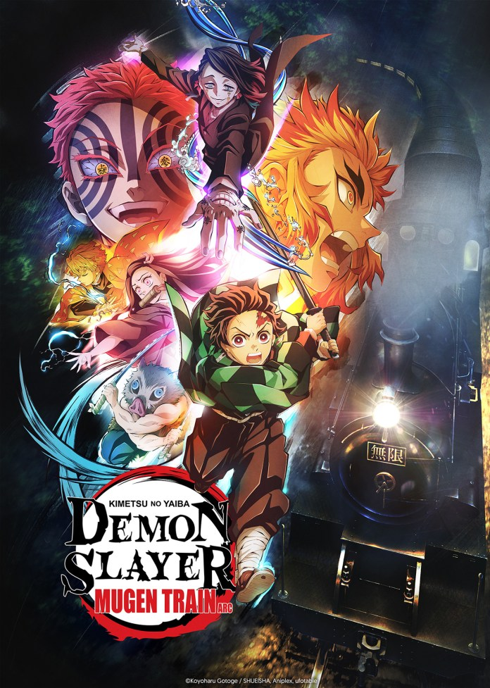 The Demon Slayer: Kimetsu no Yaiba Mugen Train Arc ดาบพิฆาตอสูร: ศึกรถไฟสู่นิรันดร์ (TV) ตอนที่ 1-2 ซับไทย (ยังไม่จบ)