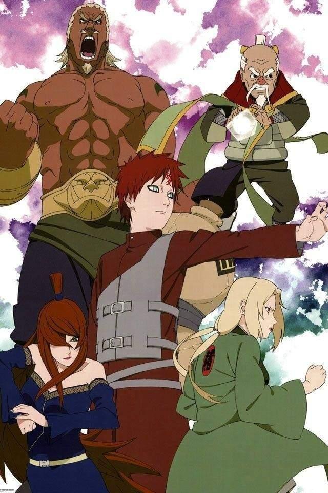 Naruto Shippuden นารูโตะ ตำนานวายุสลาตัน Season 10 ห้าเงาประสานร่วม ตอนที่ 197-221 พากย์ไทย [จบแล้ว]