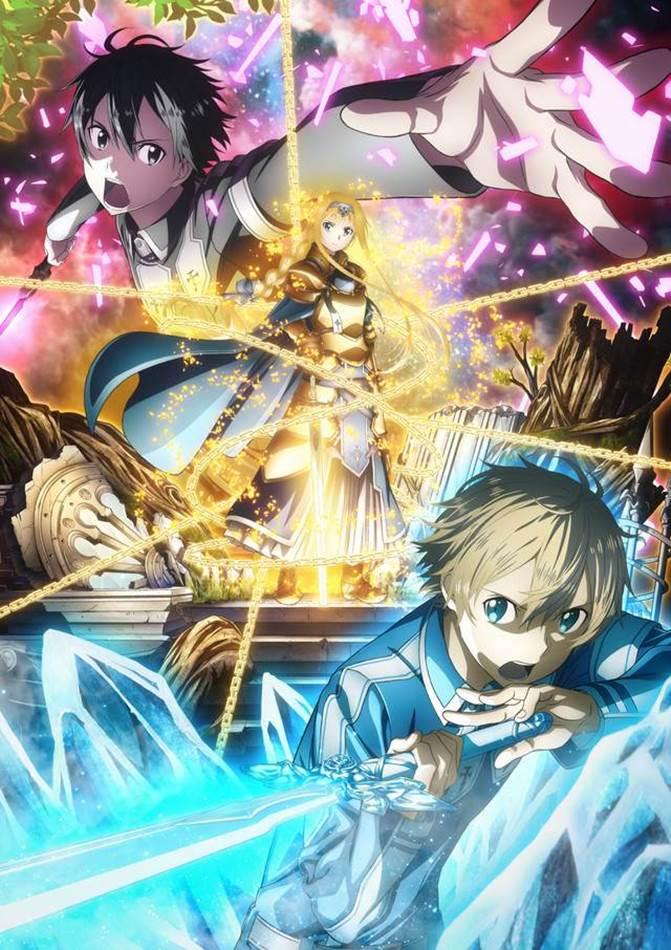 Sword Art Online Alicization ซอร์ดอาร์ตออนไลน์ ภาค3 ตอนที่ 1-24 ซับไทย [จบแล้ว]