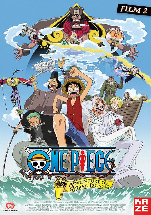 One Piece The Movie 02 วันพีช มูฟวี่ การผจญภัยบนเกาะแห่งฟันเฟือง (ซับไทย) [จบแล้ว]