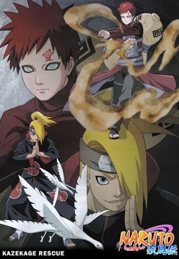 Naruto Shippuden นารูโตะ ตำนานวายุสลาตัน Season 01 ช่วยเหลือคาเซะคาเงะ ตอนที่ 1-32 พากย์ไทย [จบแล้ว]