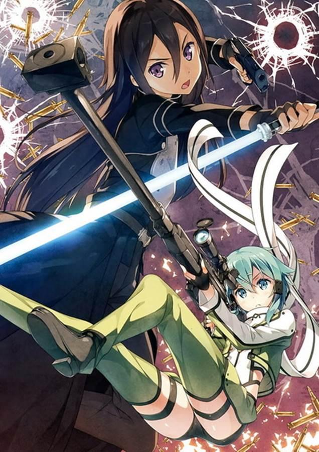 Sword Art Online II ซอร์ดอาร์ตออนไลน์ ภาค2 ตอนที่ 1-24 พากย์ไทย [จบแล้ว]