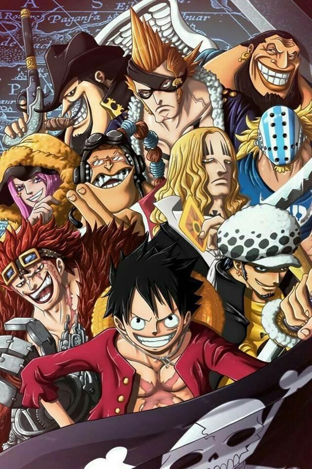One Piece วันพีช ซีซั่น 11 ชาบอนดี้ไอส์แลนด์ ตอนที่ 385-404 พากย์ไทย [จบแล้ว]