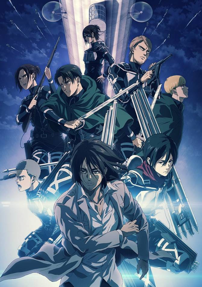 Shingeki no Kyojin Final ภาคจบ ผ่าพิภพไททัน ภาค4 ตอนที่ 1-12 ซับไทย (ยังไม่จบ)