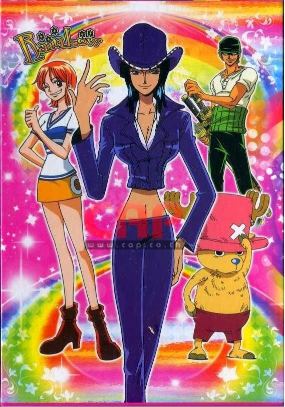 One Piece วันพีช ซีซั่น 5 เรนโบว์ อาร์ค ตอนที่ 133-144 พากย์ไทย [จบแล้ว]