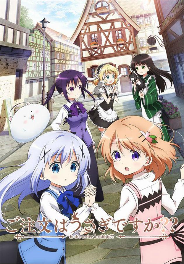 Gochuumon wa Usagi Desuka?? รับน้องกระต่ายซักแก้วมั้ยคะ ภาค2 ตอนที่ 1-12 ซับไทย [จบแล้ว]+OVA