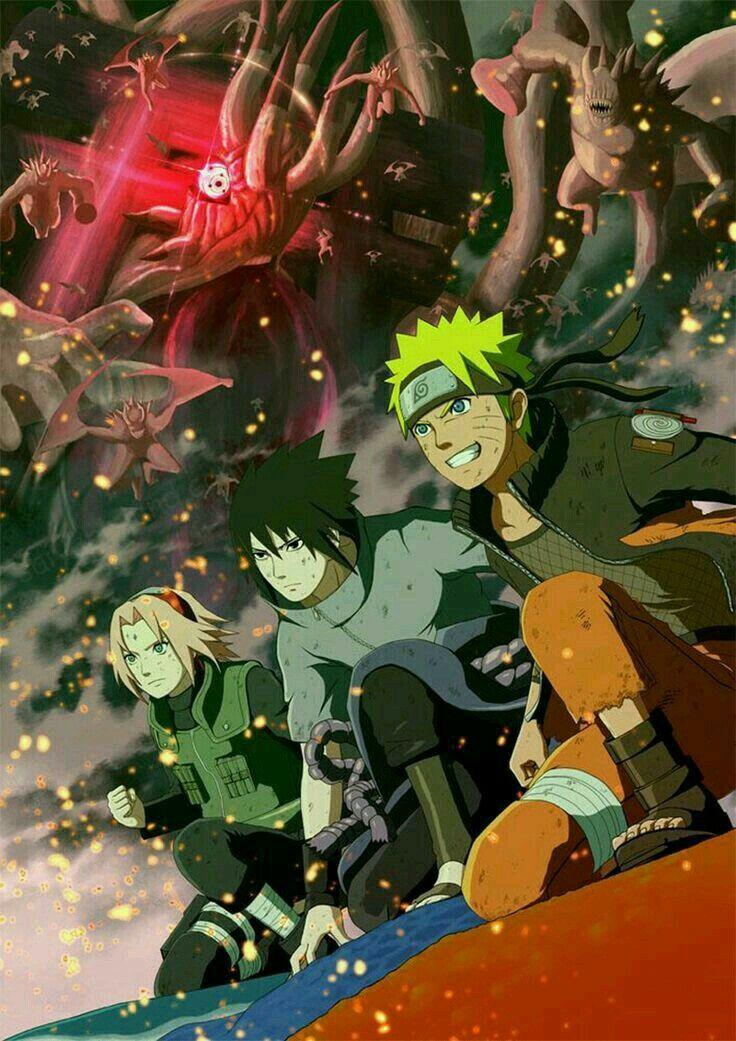 Naruto Shippuden นารูโตะ ตำนานวายุสลาตัน Season 17 ทีม 7 รวมตัว ตอนที่ 362-372 ซับไทย [จบแล้ว]