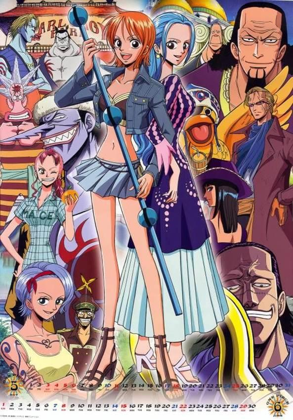 One Piece วันพีช ซีซั่น 4 อาณาจักรอลาบัสต้า ตอนที่ 93-132 พากย์ไทย [จบแล้ว]